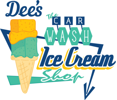Dee's Car Wash Ice Cream Shop