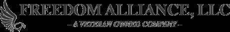 Freedom Alliance, LLC. A Veteran Owned Company