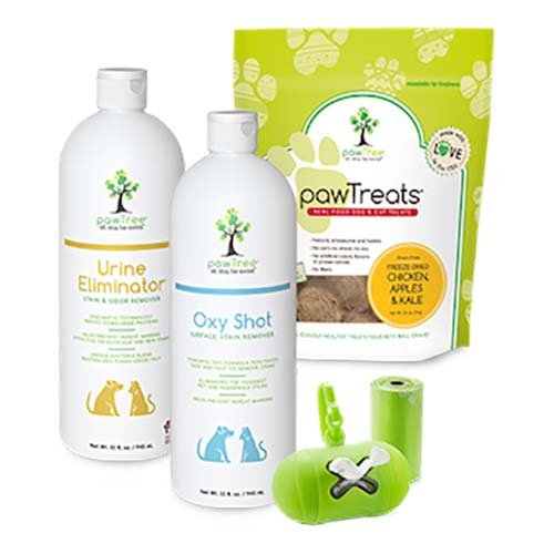 PawTree pottytraining products