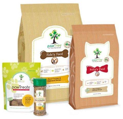 Pawtree Pet Food Bags