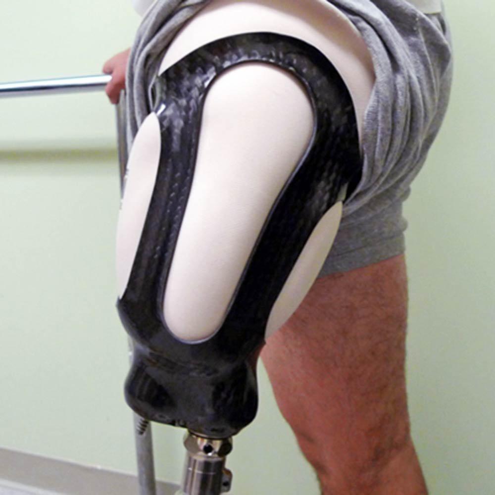 High Fidelity Interface leg prosthetic
