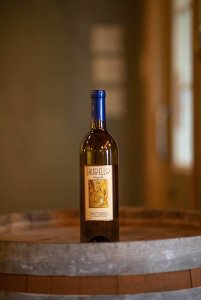 Laurello Pinot Grigio Wine Bottle