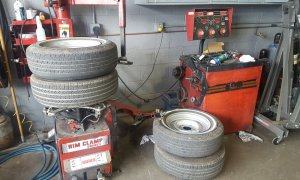 Tires and Mechanical Equipment