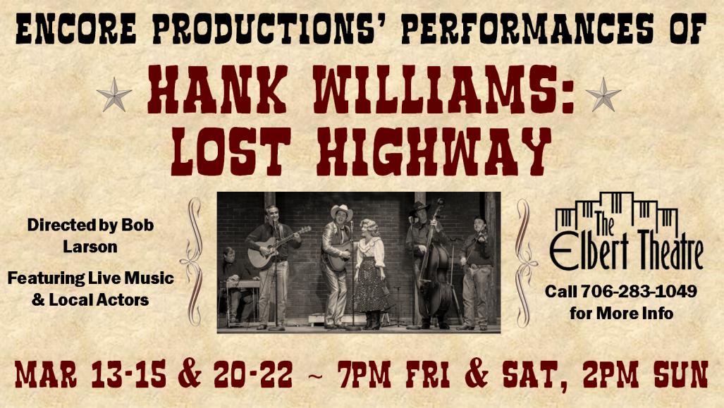 Hank Williams Lost Highway