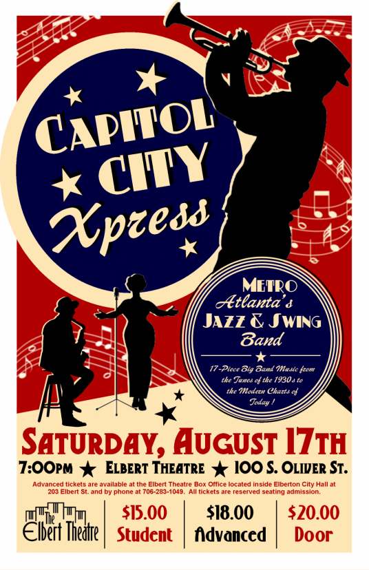 Capitol City Xpress Concert