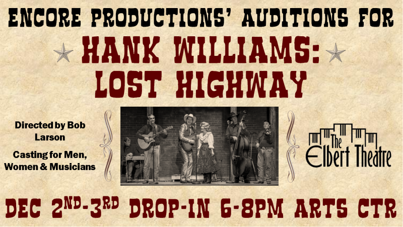 Hank Williams Lost Highway Auditions