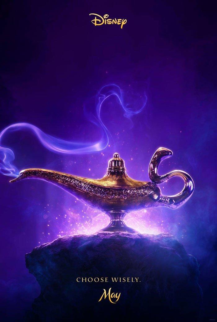Disney's Aladdin - Now Playing