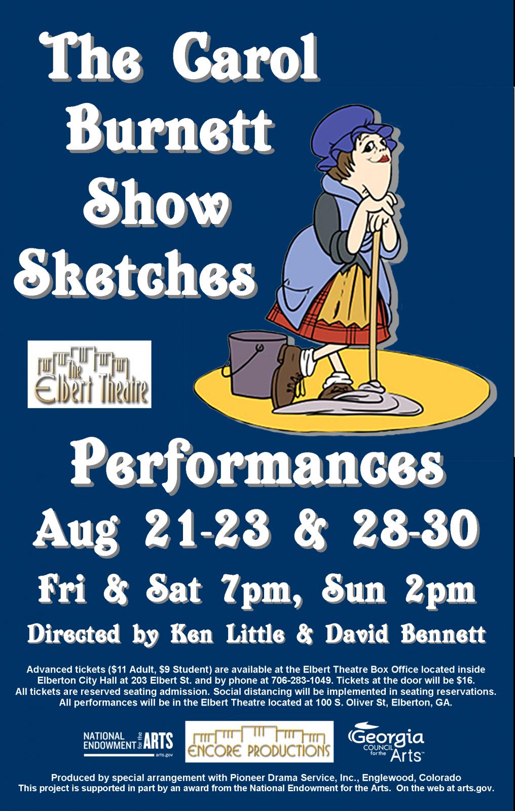 The Carol Burnett Show Sketches