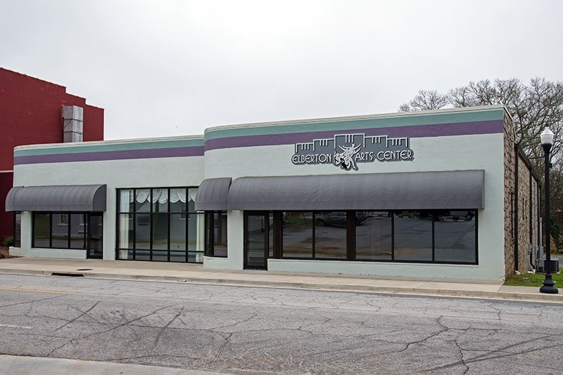 Elbert Arts Center Exterior