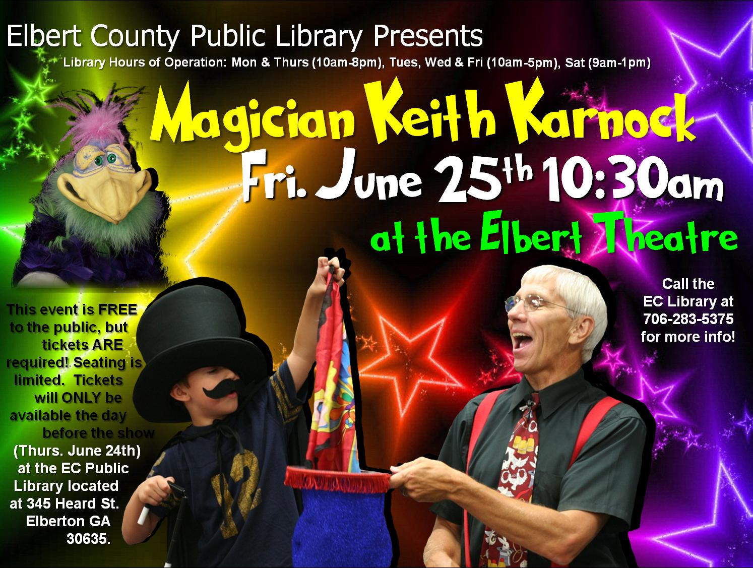 Keith Karnock Fri June 25