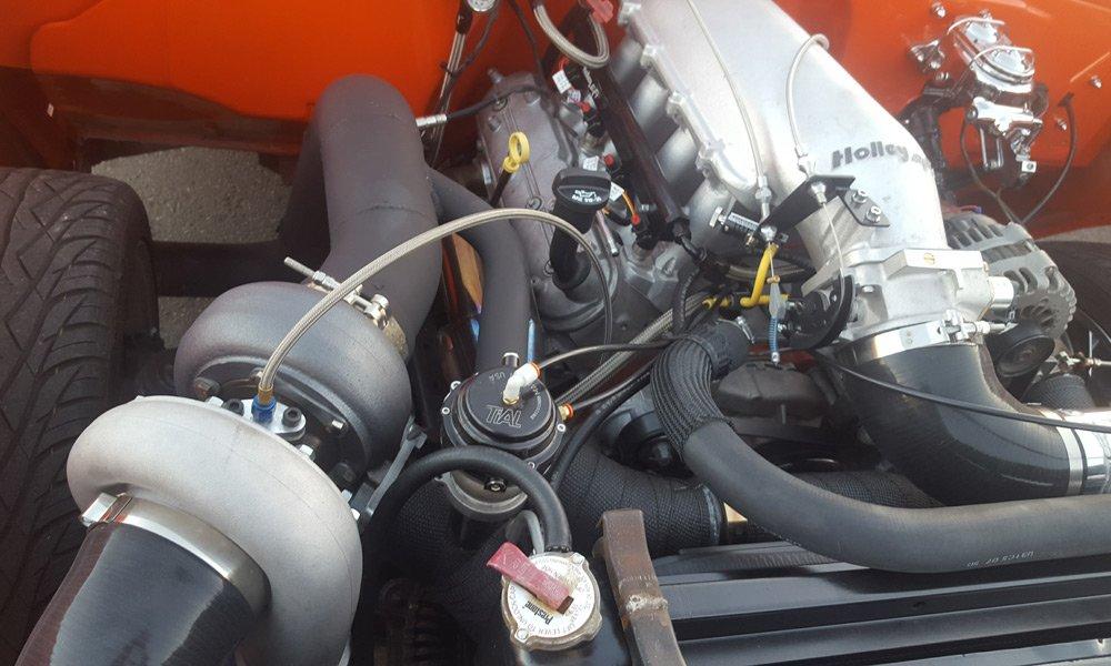 A Holley Engine