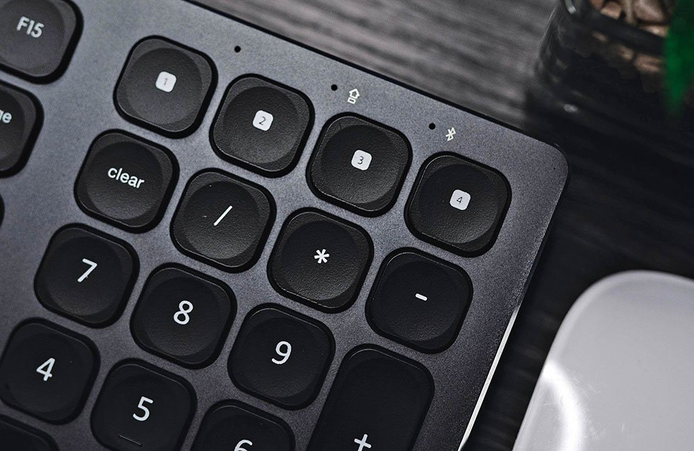 nine key on keyboard