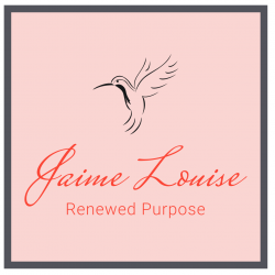 Jamie Louise Renewed Purpose
