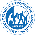 american Orthotic and Prosthetic Association. Since 1917.