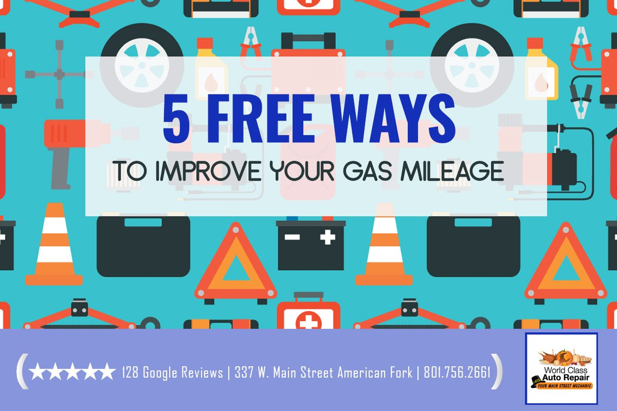 5 Free Ways to Improve Your Gas Mileage